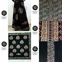 Sarung Batik Tuban Katun Sanforized