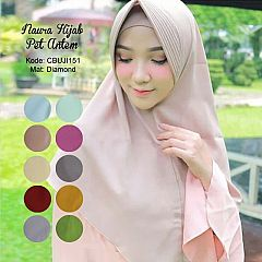 Simple Instan Hijab Naura Pet Antem