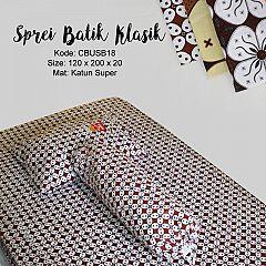 Sprei Batik Super Motif Klasik