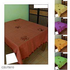 Taplak Meja Makan Motif Semar Batik