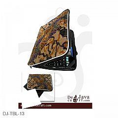 Tas Batik Laptop Motif Batik Kontemporer 14 inchi