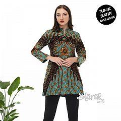 Tunik Batik Blarak Motif Seno Dyadmiko