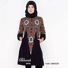 Tunik Dress Batik Blarak AHY 1