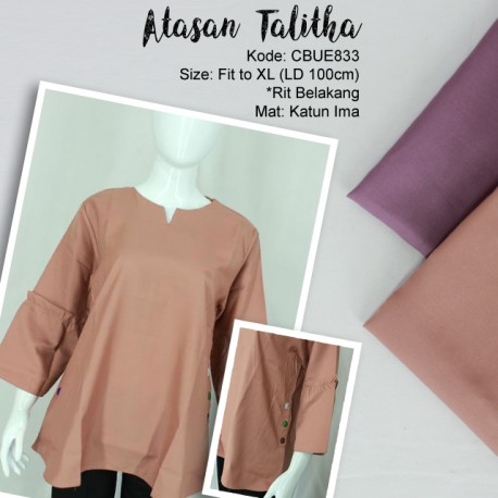 Atasan Talitha Plain