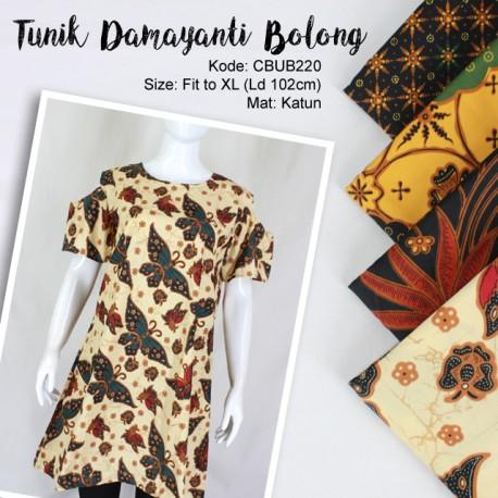 Dress Damayanti Motif Klasik