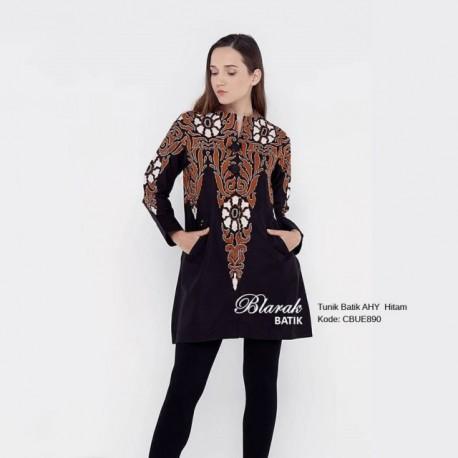 Atasan Wanita Tunik Batik Blarak 9039