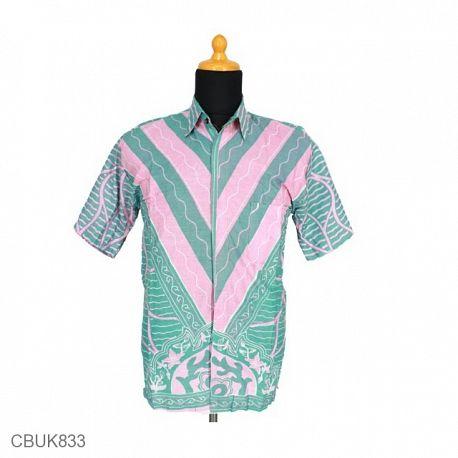 Baju Batik Kemeja Motif Sinaran Walik