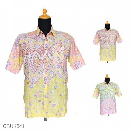 Baju Batik Kemeja Motif Megamendung