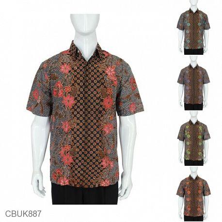 Baju Batik Kemeja Truntum