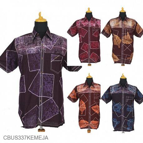 Baju Batik Sarimbit Gamis Exklusif Motif Godhong Ombo