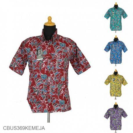 Baju Batik Sarimbit Gaun Motif Daun Kipas Cacing