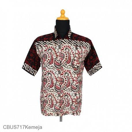 Baju Batik Sarimbit Kemeja Motif Bunga