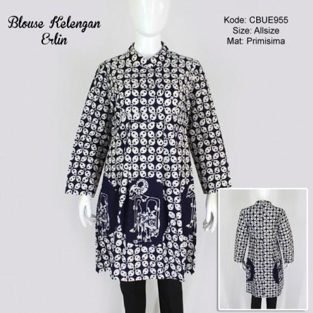Blouse Batik Kelengan Erlin