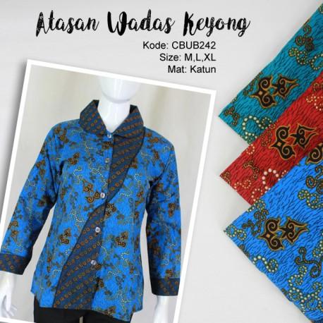 Blus Batik Panjang Wadas Keyong