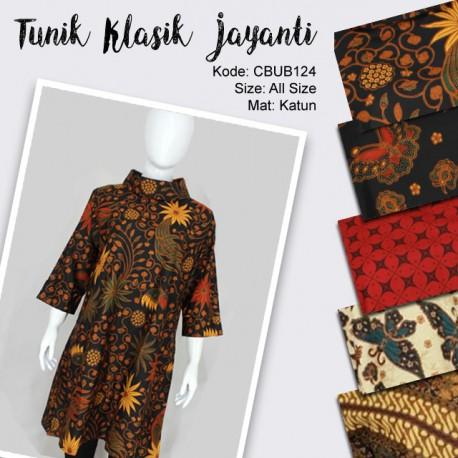Blus Tunik Klasik Jayanti