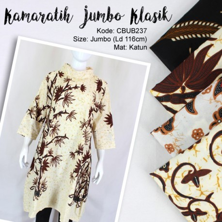 Blus Tunik Klasik Kamaratih Jumbo 2