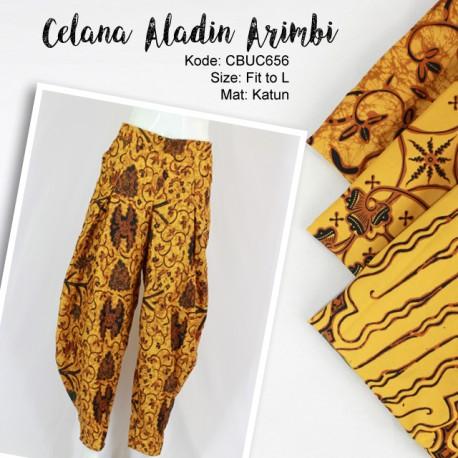 Celana Aladin Arimbi Klasik