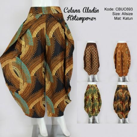 Celana Aladin Kotemporer Klasik
