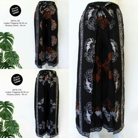 Celana Kulot Batik Sayap Sakura