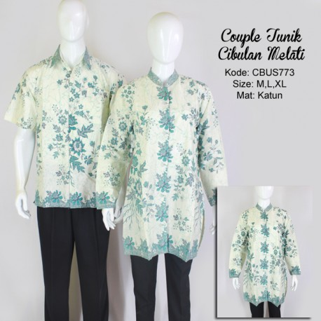 Coupel Tunik Cibulan Melati
