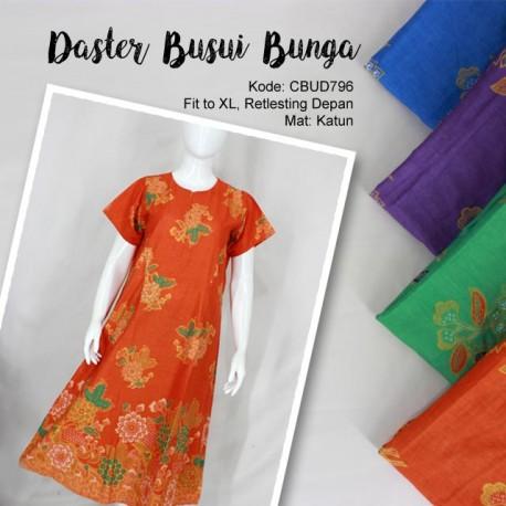 Daster Busui Batik Motif Bunga