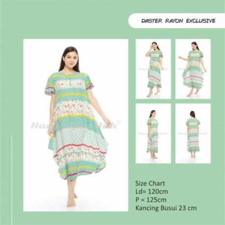 Daster Rayon Exclusive Motif Seling