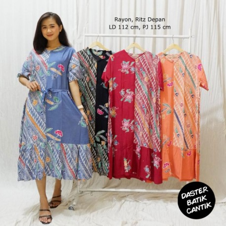 Daster Rayon Super Rempel Seling