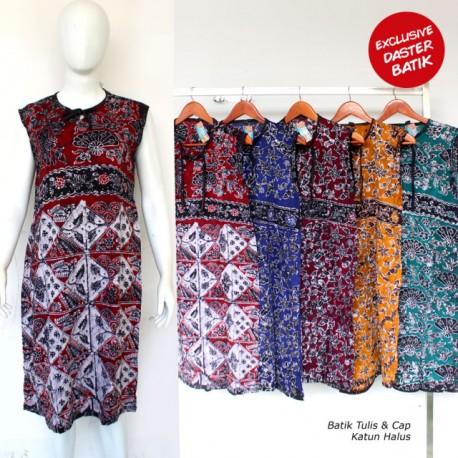 Daster Yukensi Kaos Batik Tuban