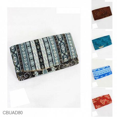 Dompet Batik Kaca Motif Kotemporer Klasik