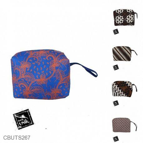 Dompet Batik Motif Kotemporer Klasik