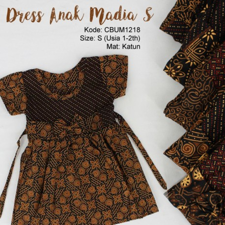 Dress Madia Cappuccino Size S