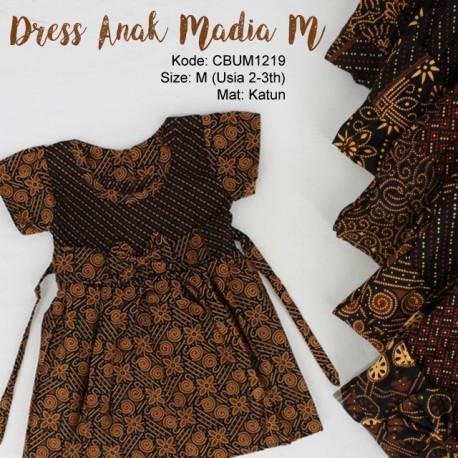 Dress Madia Cappuccino Size M