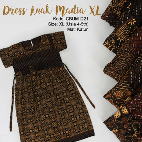 Dress Madia Cappuccino Size XL