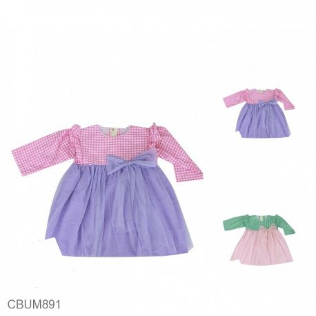 Dress Pesta Anak Tutu Denia
