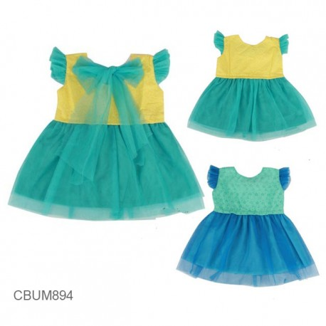 Dress Pesta Anak Dena
