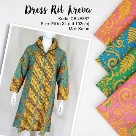 Dress Tunik Rit Areva