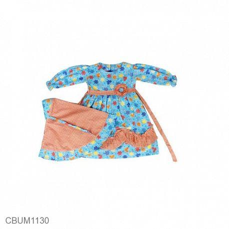 Gamis Anak Mia Size 1