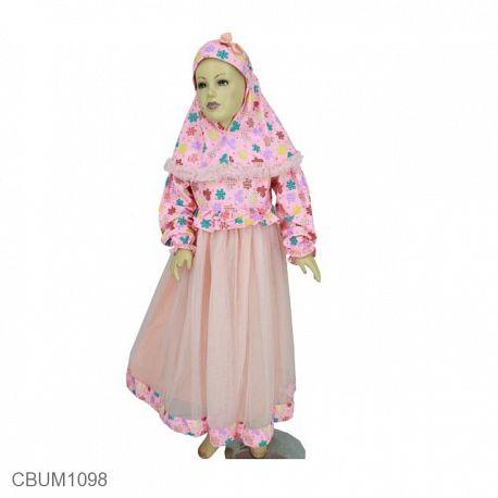 Gamis Anak Tutu Allizberry Melissa Size 4