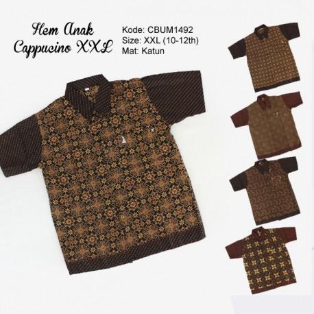 Hem Anak Cappucino Size XXL