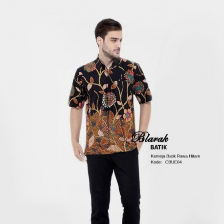Hem Batik Pendek Blarak 9151