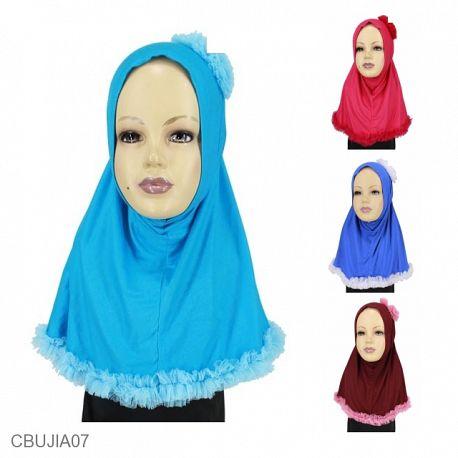 Jilbab Anak Salju Ana