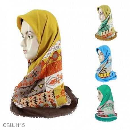 Jilbab Segi Empat Rawis Marocco Tirex