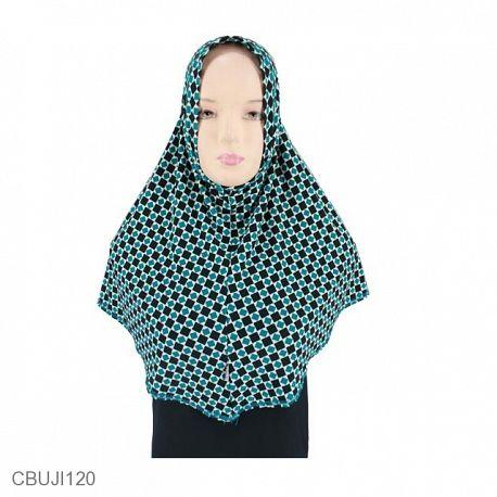 Jilbab Syria Kotak Alena