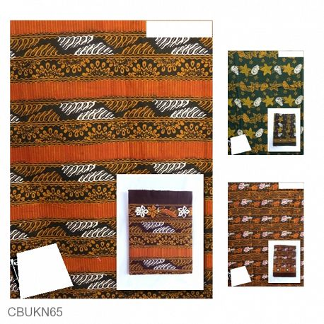Kain Batik Cap Motif Kontemporer