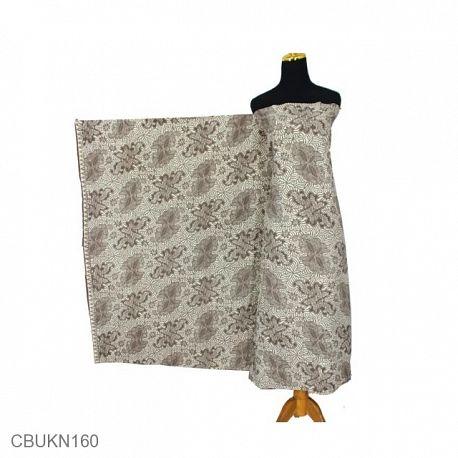 Kain Batik Cap Warna Alam Jalawe