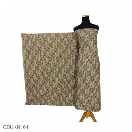 Kain Batik Cap Warna Alam Apokat Mangga
