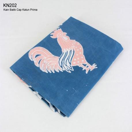 Kain Batik Cap Colet Bahan Katun Prima
