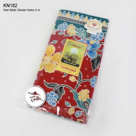 Kain Batik Cibulan Motif Bunga 6