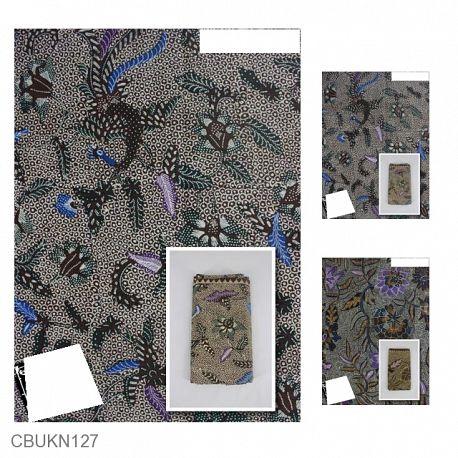 Kain Batik Printing Motif Manukan Godhong