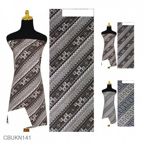 Kain Batik Printing Motif Parang Mataram